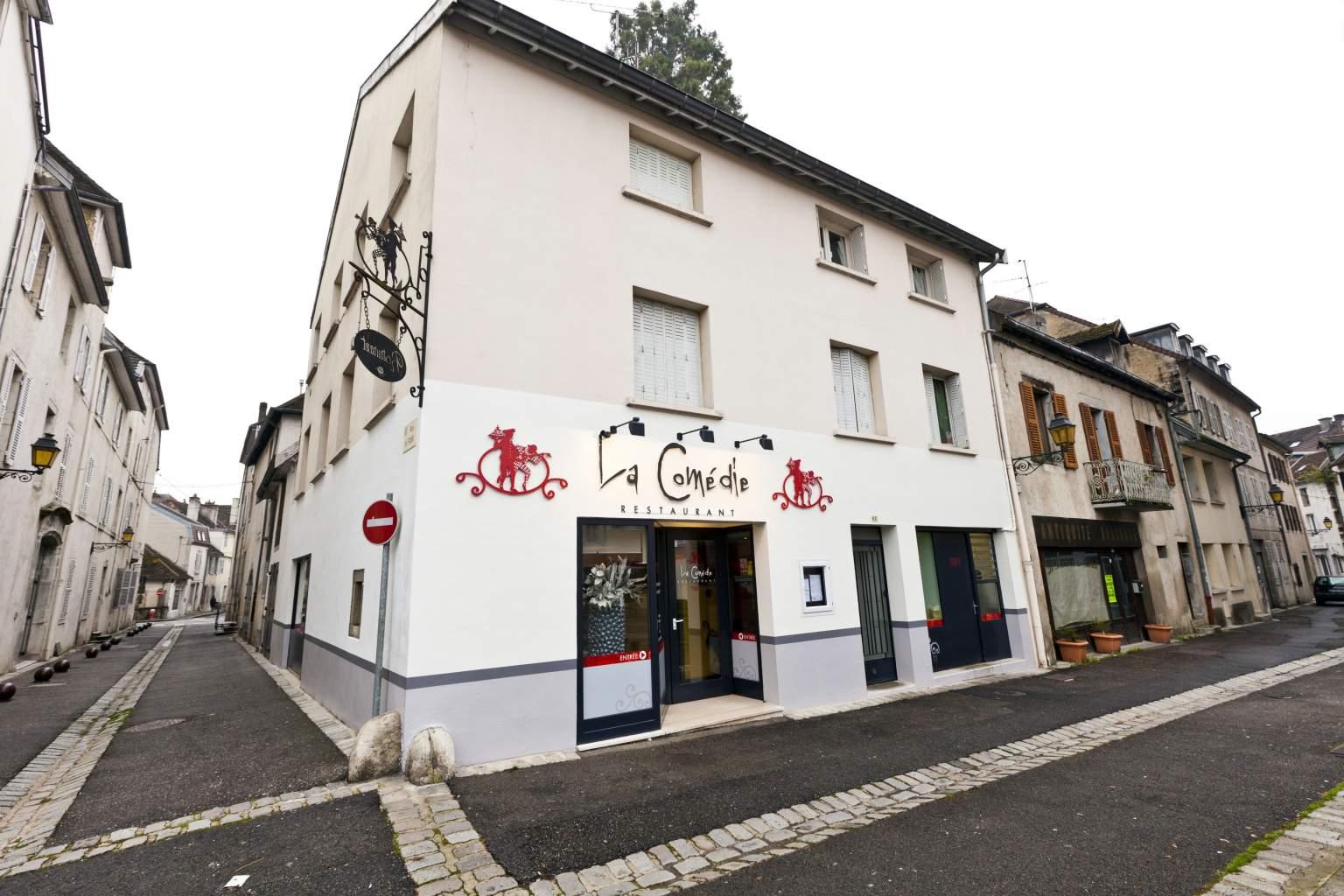 Restaurant la Comédie